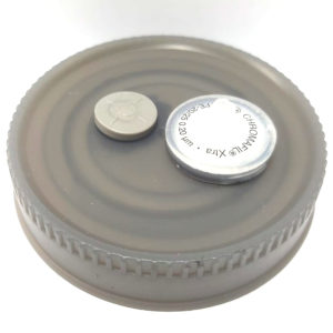 Modified lid only